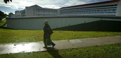 Changi Prison - The Age